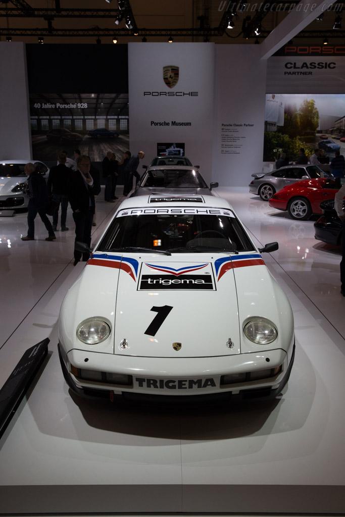 Porsche 928    - 2017 Techno Classica