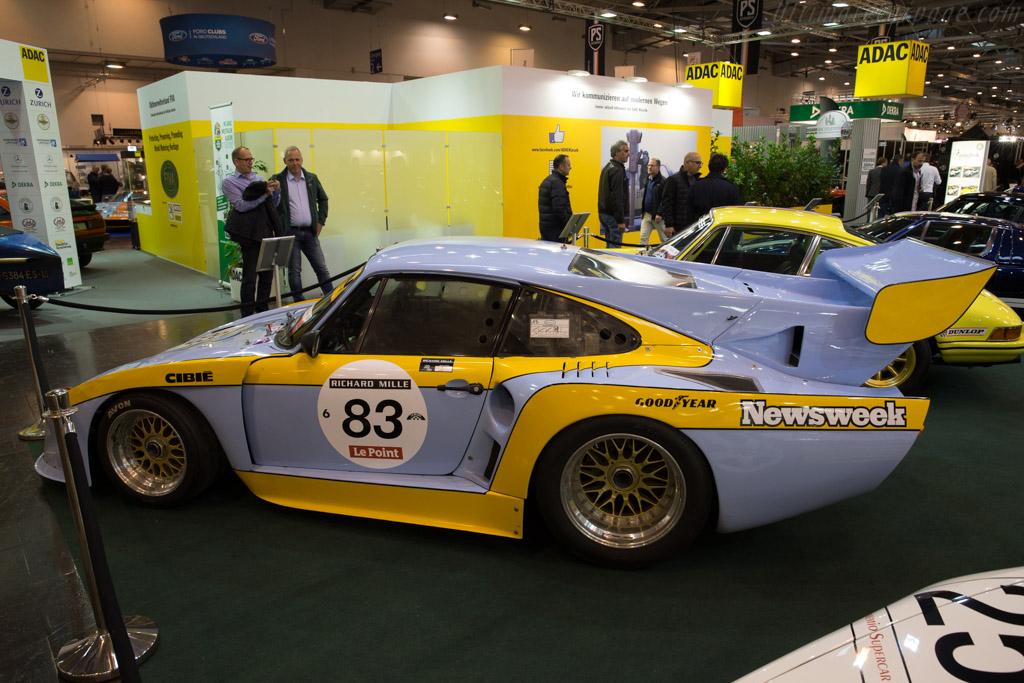 Porsche 935 - Chassis: 000 0025   - 2017 Techno Classica