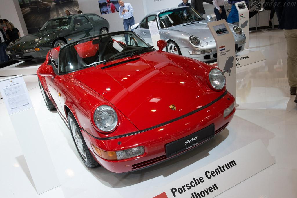 Porsche 964 Speedster    - 2017 Techno Classica