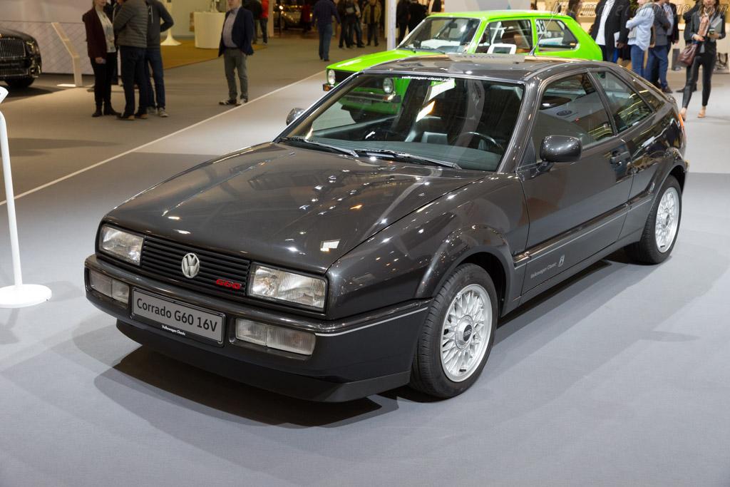 Volkswagen Corrado G60    - 2017 Techno Classica