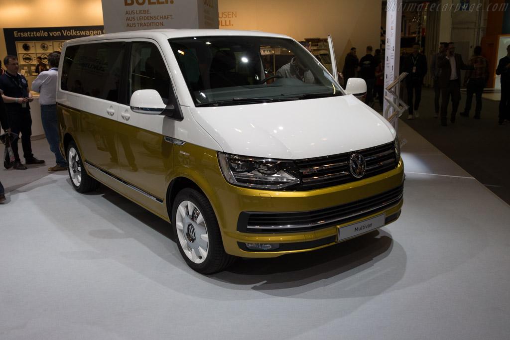 Volkswagen Multivan    - 2017 Techno Classica