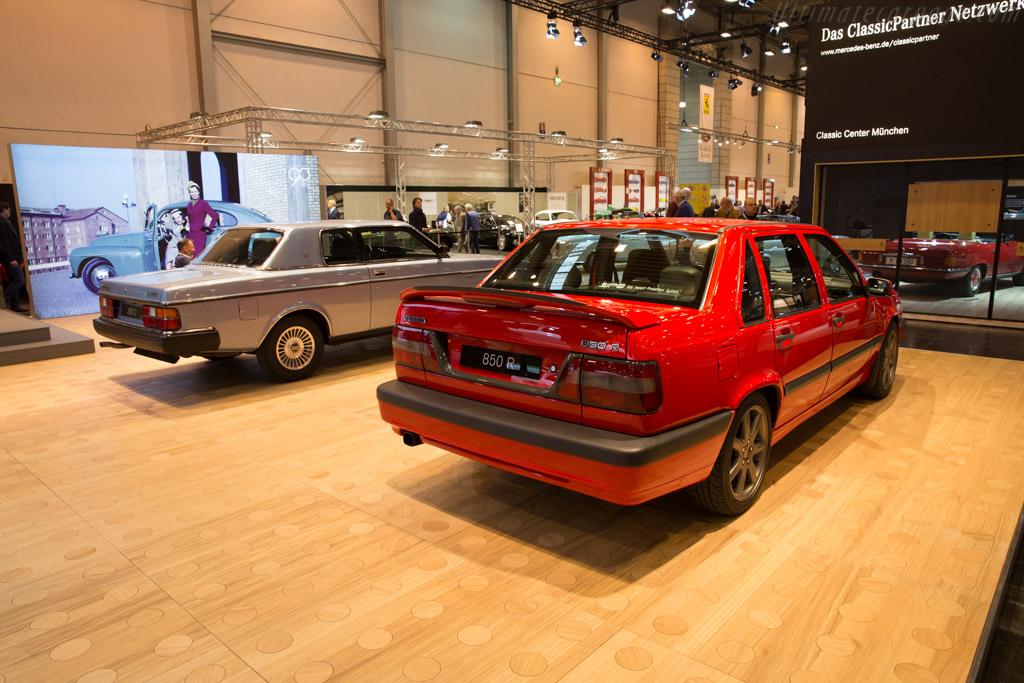 Volvo 850 R    - 2017 Techno Classica