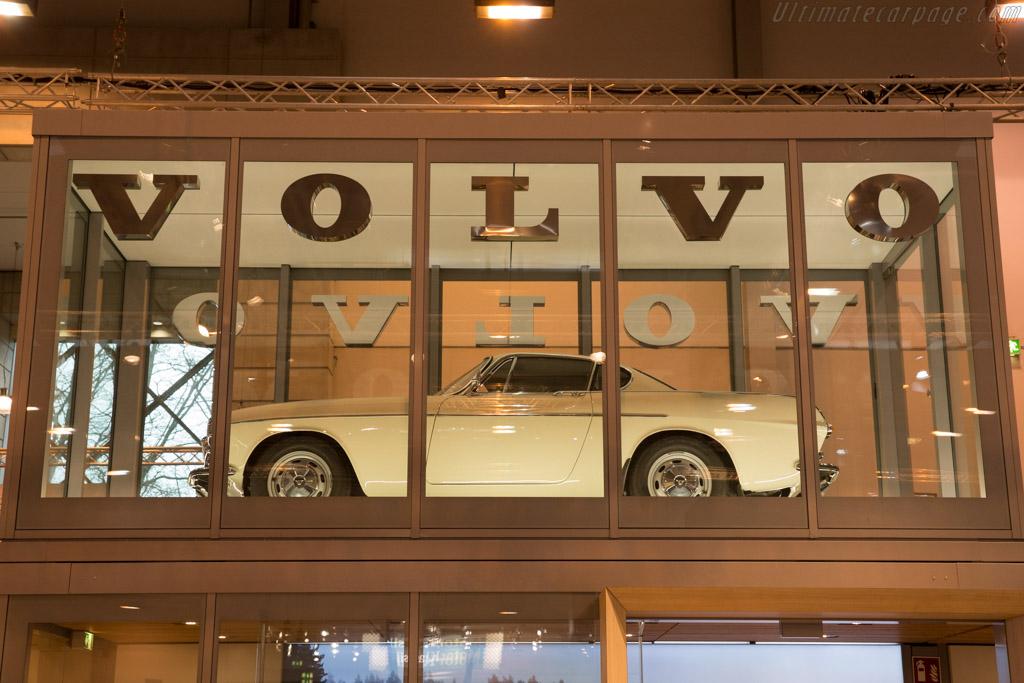 Volvo P1800S    - 2017 Techno Classica