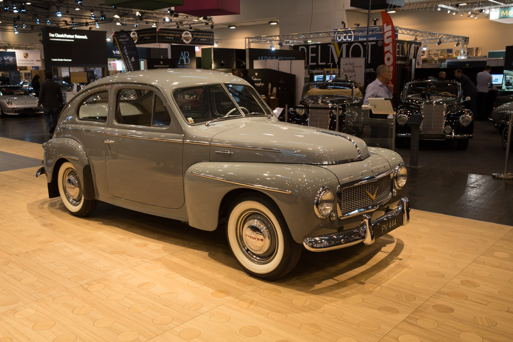 Volvo PV444    - 2017 Techno Classica