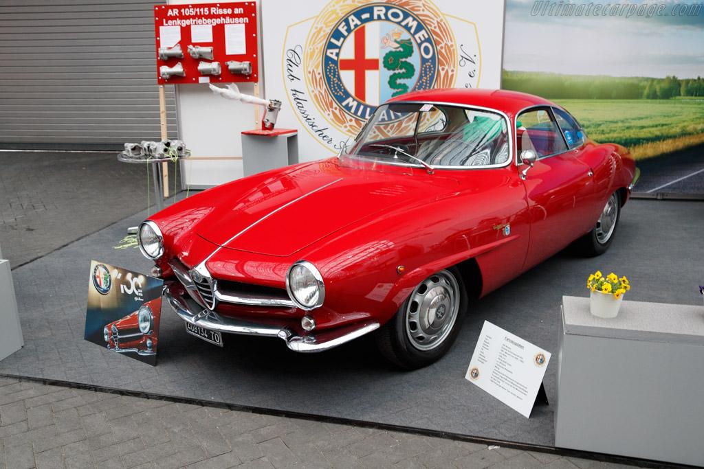 Alfa Romeo Giulietta SS    - 2018 Techno Classica