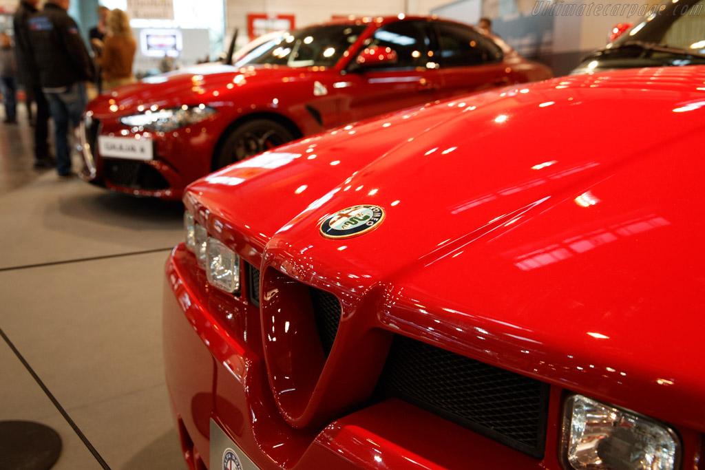 Alfa Romeo SZ    - 2018 Techno Classica