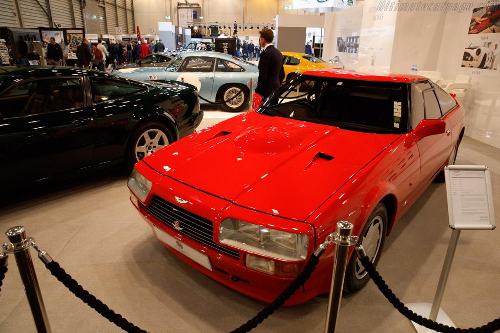 Aston Martin V8 Vantage Zagato - Chassis: 20011 - Entrant: Aston Martin Works  - 2018 Techno Classica