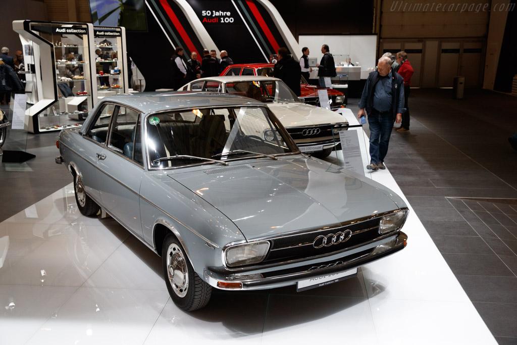Audi 100 LS    - 2018 Techno Classica