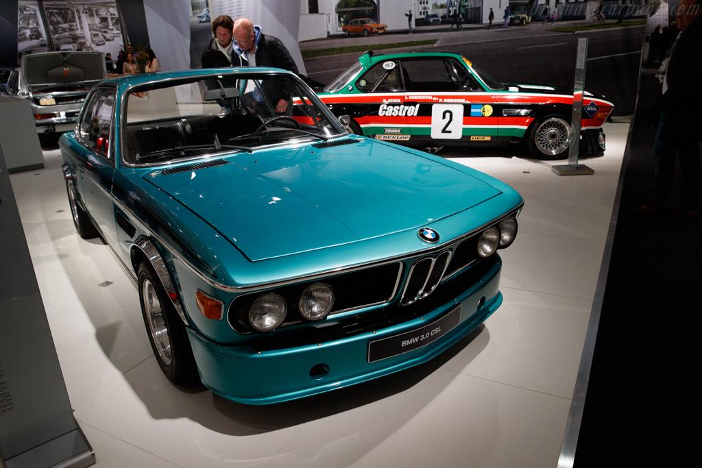 BMW 3.0 CSL  - Entrant: BMW Classic  - 2018 Techno Classica