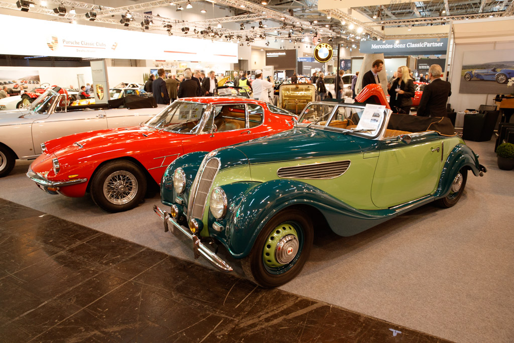 BMW 327/2 Roadster - Chassis: 87488   - 2018 Techno Classica