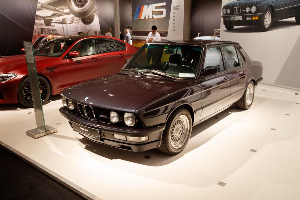 BMW E28 M5  - Entrant: BMW Classic  - 2018 Techno Classica