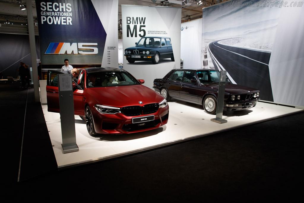BMW F90 M5  - Entrant: BMW Classic  - 2018 Techno Classica