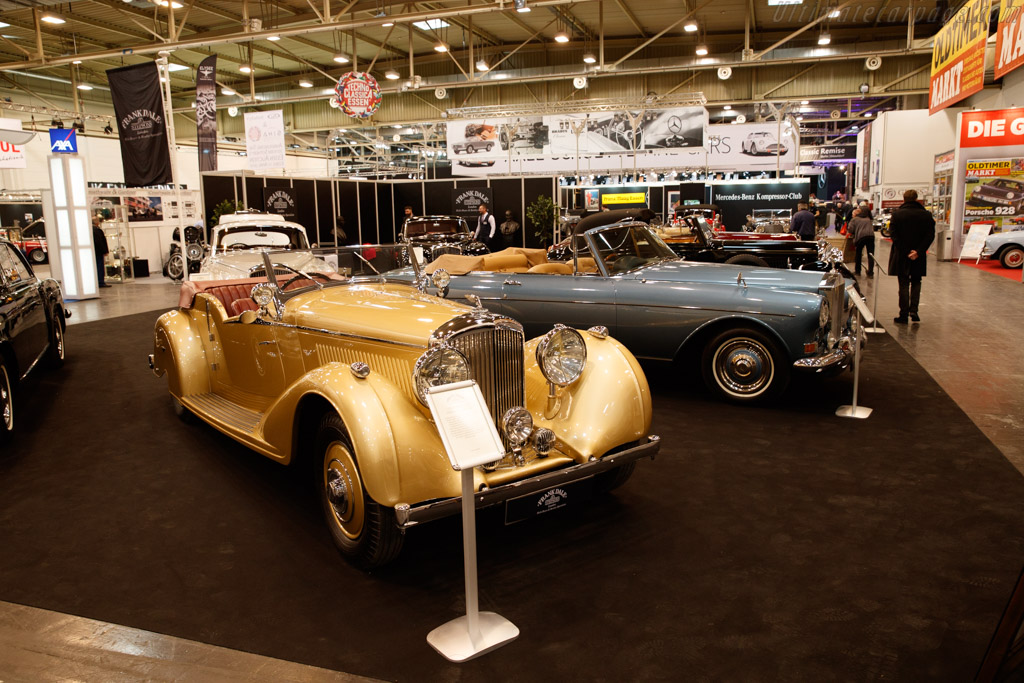 Bentley 4¼-Litre Vandenplas Tourer - Chassis: B-154-MR   - 2018 Techno Classica