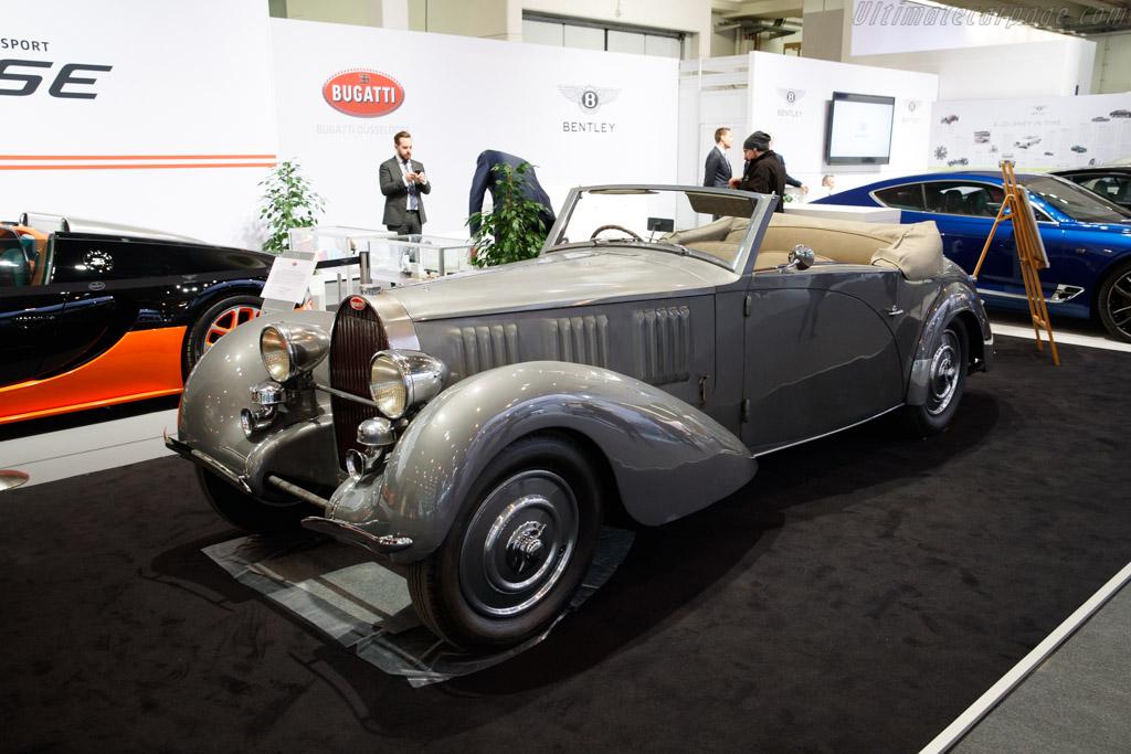 Bugatti Type 57 Stelvio    - 2018 Techno Classica