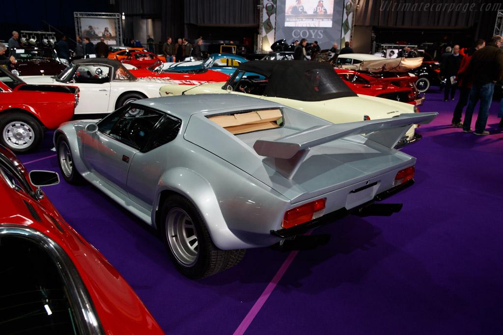 DeTomaso Pantera GT5 - Chassis: 09204 - Entrant: Coys  - 2018 Techno Classica