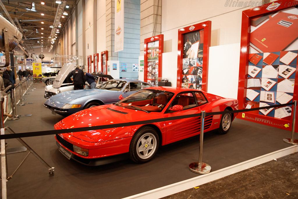 Ferrari Testarossa - Chassis: 82716   - 2018 Techno Classica