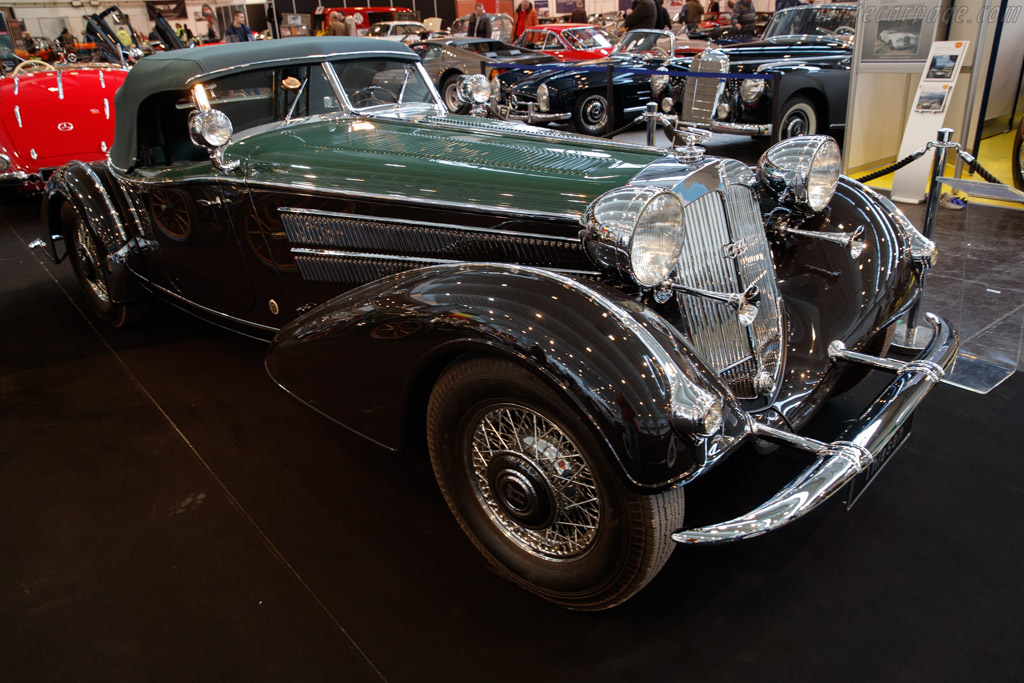 Horch 853 Spezial Roadster - Chassis: 854138 - Entrant: Thiesen  - 2018 Techno Classica