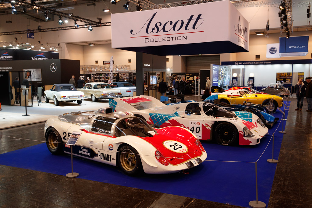 Howmet TX - Chassis: 004 - Entrant: Ascott Collection  - 2018 Techno Classica