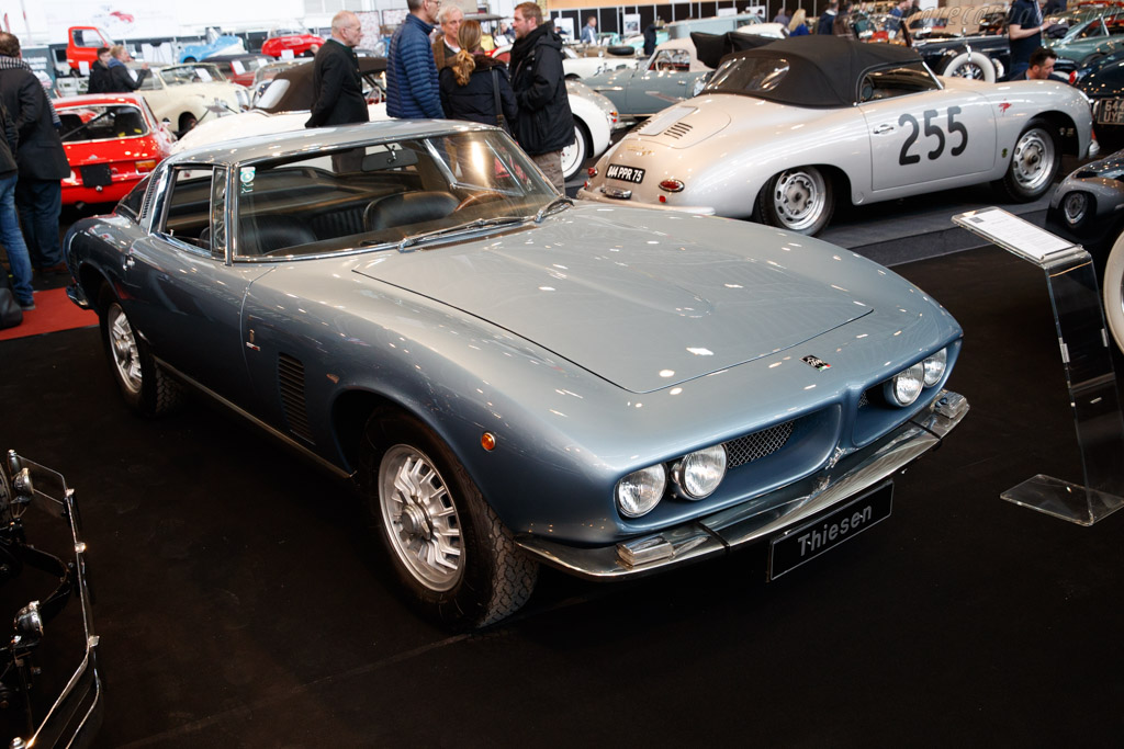 Iso Grifo GL 350 - Chassis: GL740156 - Entrant: Thiesen  - 2018 Techno Classica