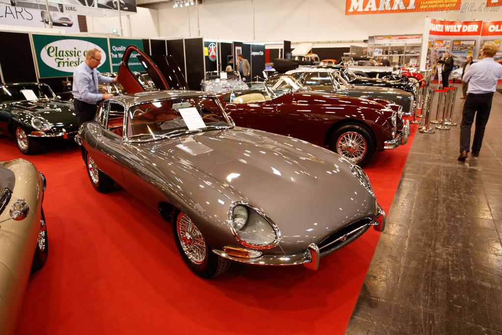 Jaguar E-Type 4.2 Coupe    - 2018 Techno Classica