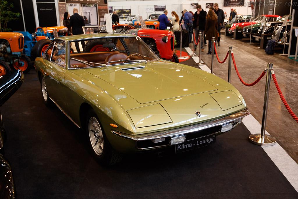 Lamborghini Islero    - 2018 Techno Classica