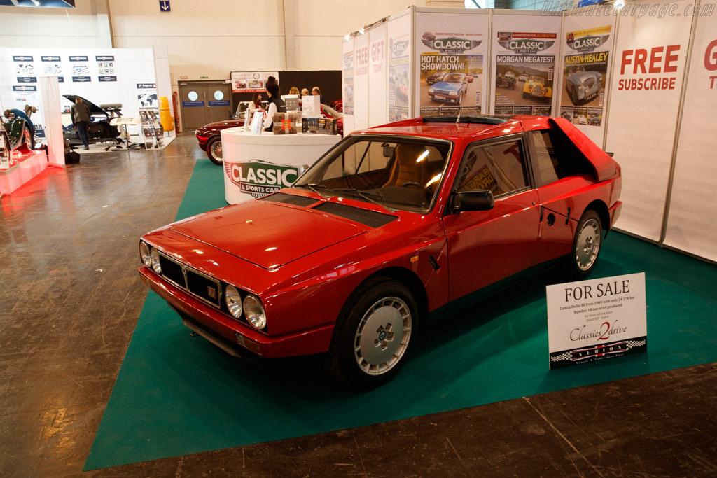 Lancia Delta S4 Stradale    - 2018 Techno Classica