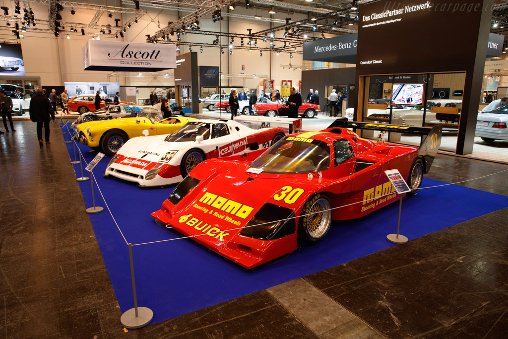 March 86G Buick - Chassis: 86G-10 - Entrant: Ascott Collection  - 2018 Techno Classica