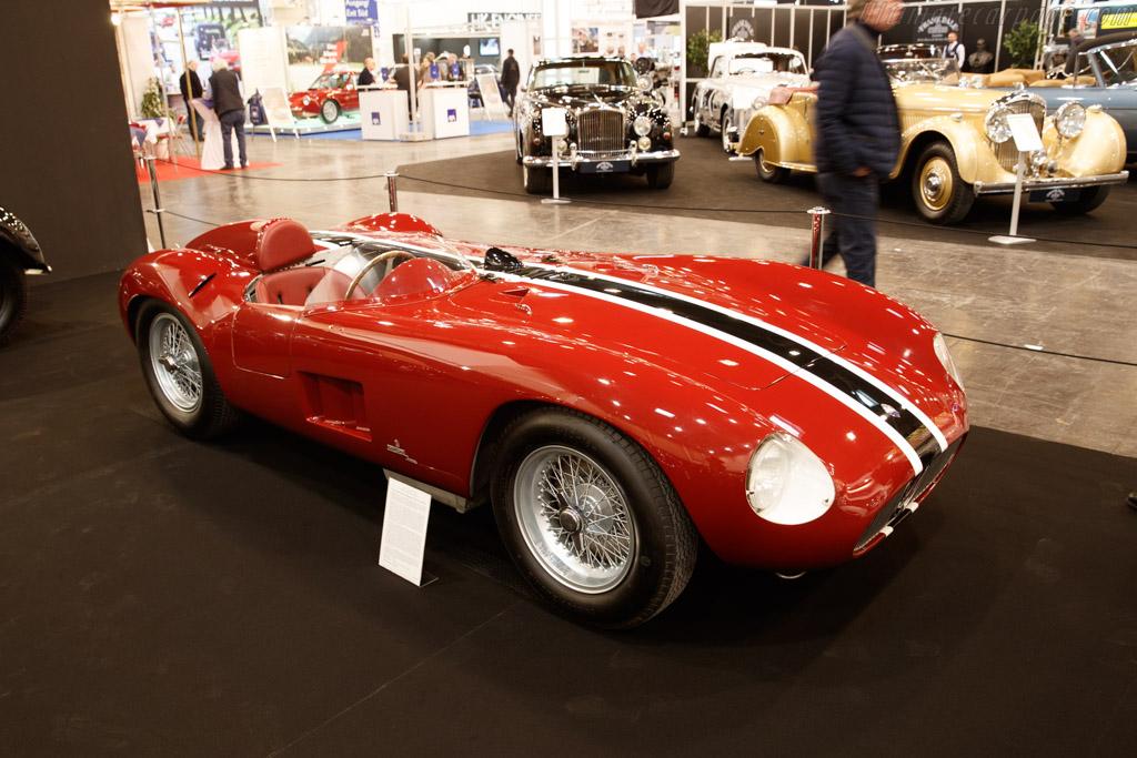 Maserati 300S - Chassis: 3058 - Entrant: Lukas Hüni  - 2018 Techno Classica