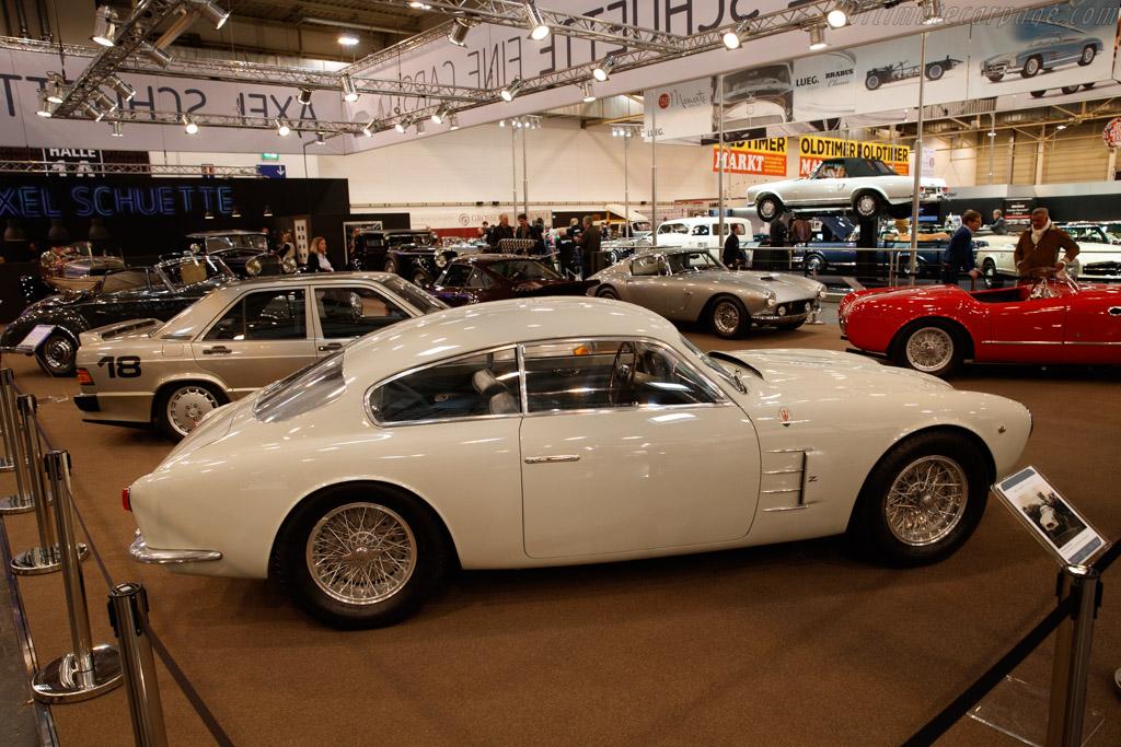 Maserati A6G/54 2000 Zagato Coupe  - Entrant: Axel Schuette  - 2018 Techno Classica