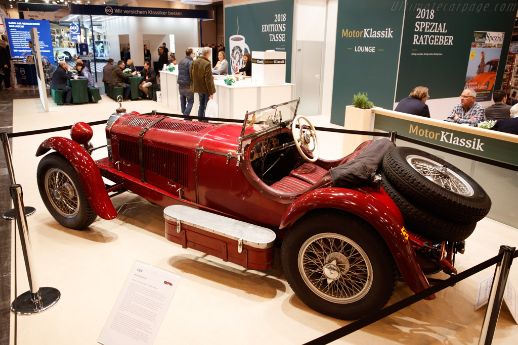 Mercedes-Benz SSK Carlton Roadster - Chassis: 36045   - 2018 Techno Classica