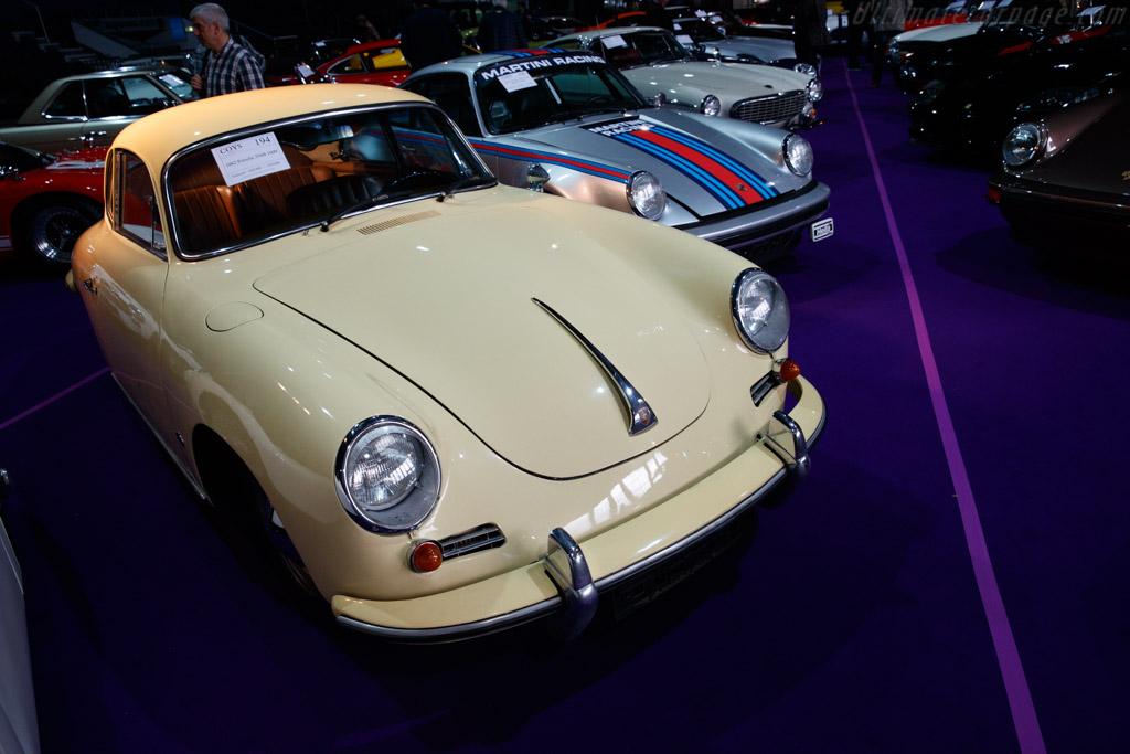 Porsche 356B Coupe - Chassis: 211752 - Entrant: Coys  - 2018 Techno Classica