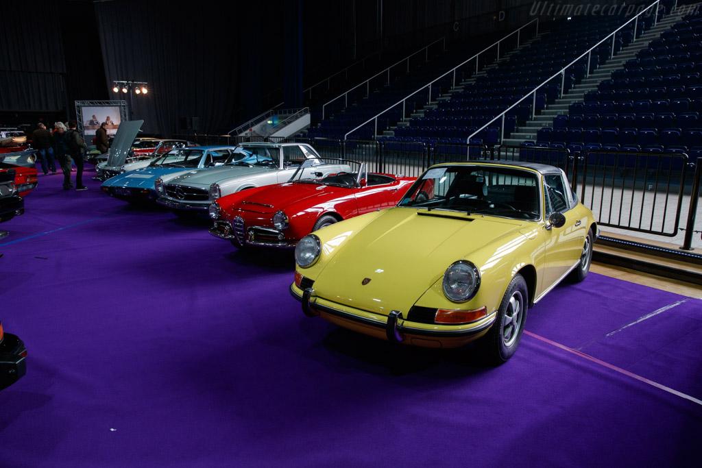 Porsche 911 T Targa - Chassis: 911 111 1718 - Entrant: Coys  - 2018 Techno Classica