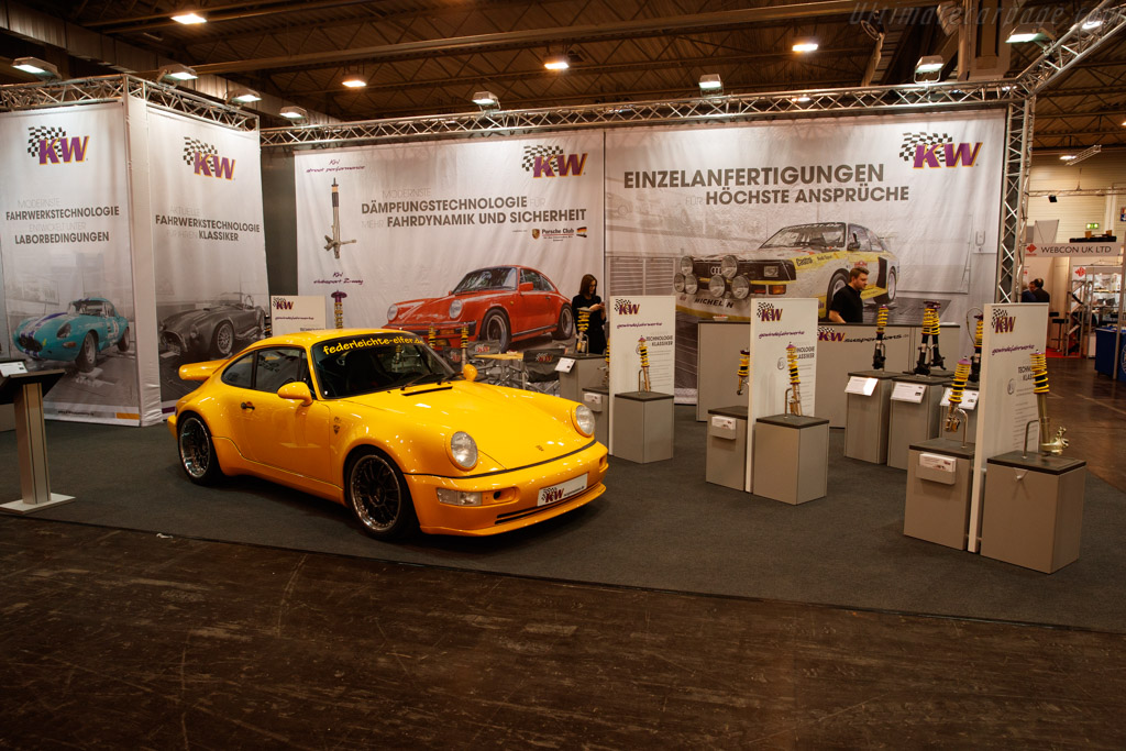 Porsche 911 Turbo    - 2018 Techno Classica