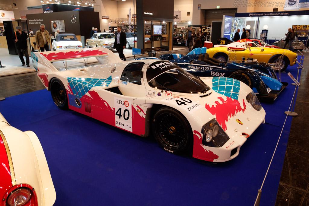 Porsche 962C - Chassis: 962-131 - Entrant: Ascott Collection  - 2018 Techno Classica