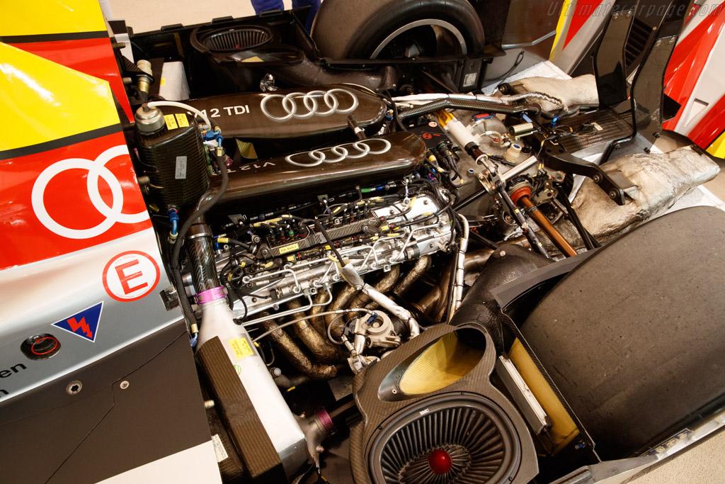 Audi R10 - Chassis: 101 - Entrant: Axel Schütte - 2019 Techno Classica