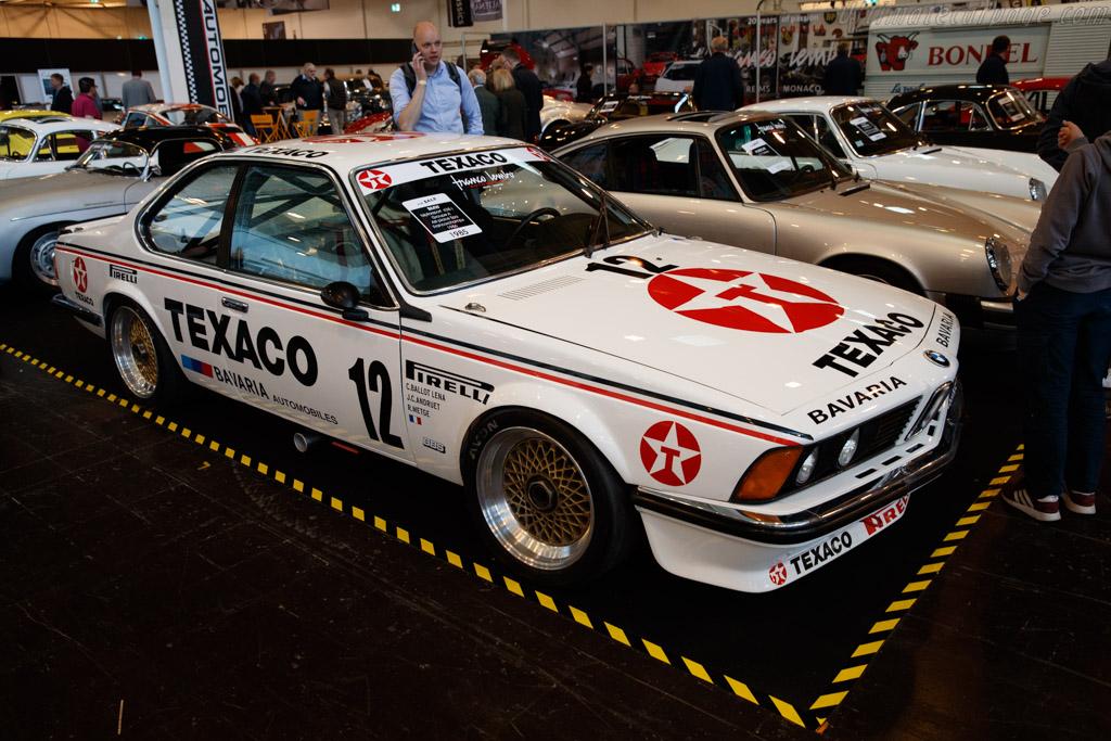 BMW 635 CSI Group A   - 2019 Techno Classica