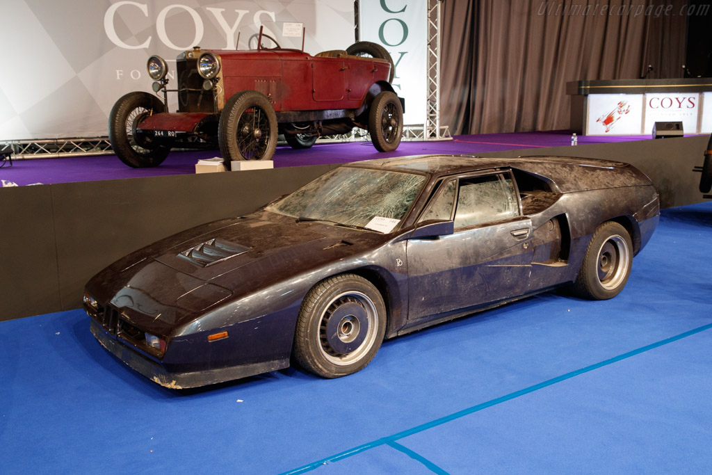 BMW M1 - Chassis: 4301150 - Entrant: Coys - 2019 Techno Classica