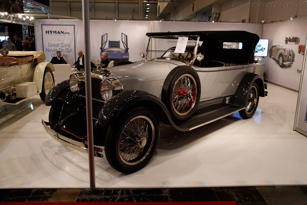 Duesenberg Model A - Chassis: 798  - 2019 Techno Classica