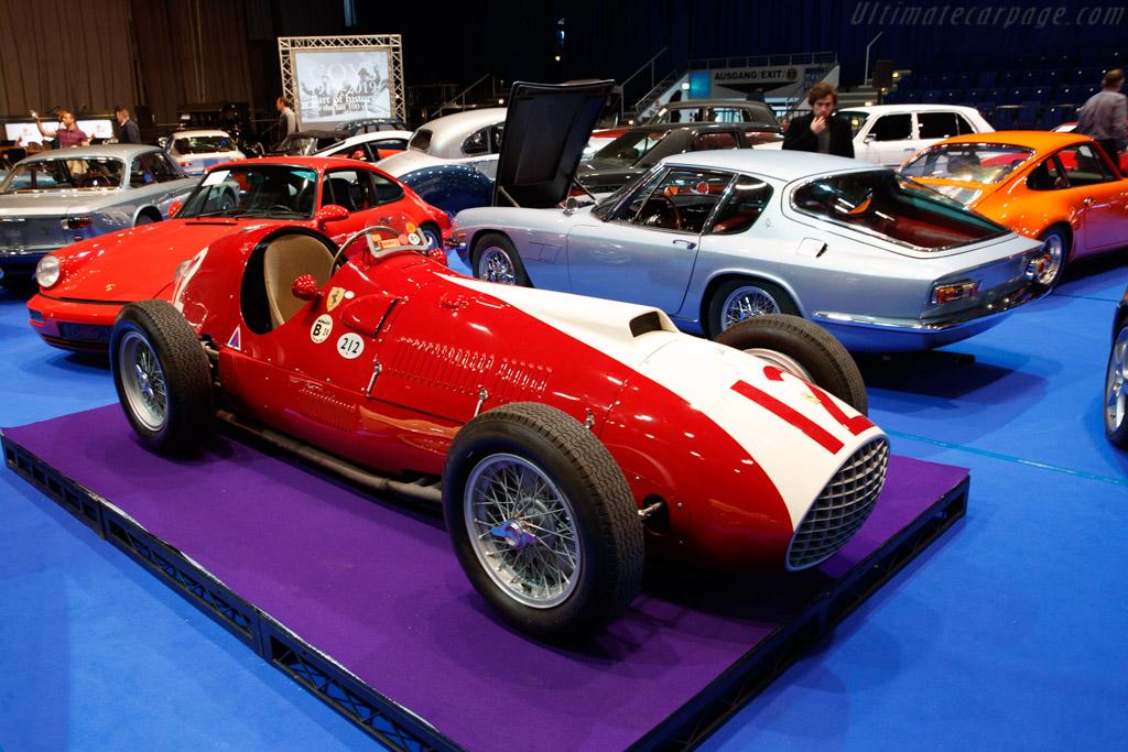 Ferrari 212 F1 - Chassis: 102 - Entrant: Coys - 2019 Techno Classica