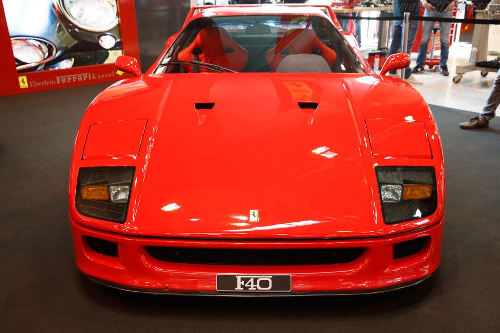 Ferrari F40 - Chassis: 80022  - 2019 Techno Classica