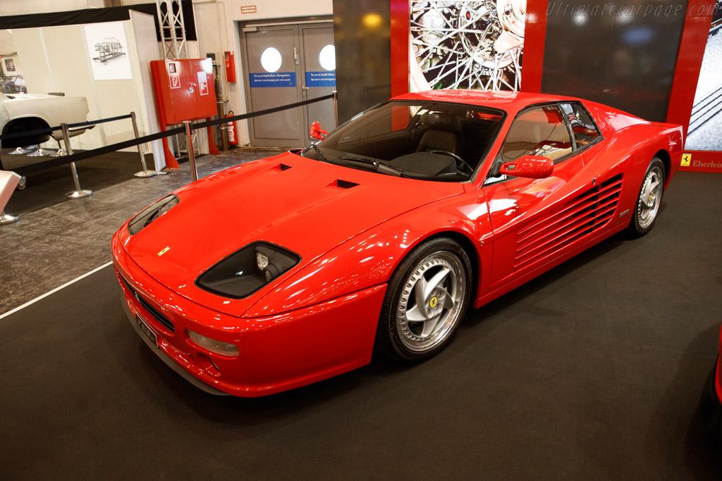 Ferrari F512M - Chassis: 105082  - 2019 Techno Classica