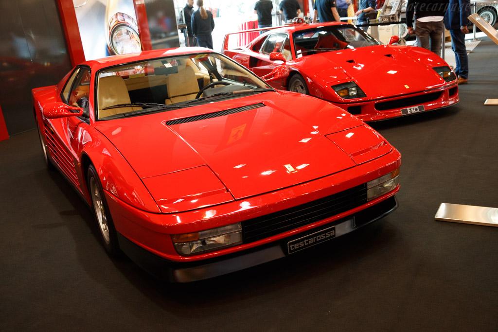 Ferrari Testarossa - Chassis: 77820  - 2019 Techno Classica