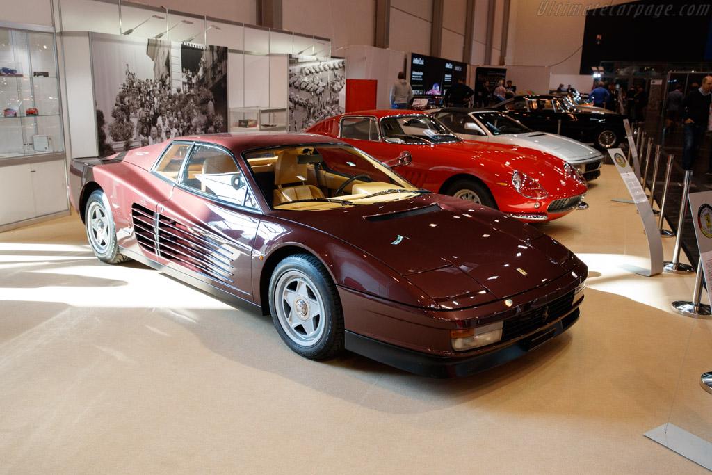 Ferrari Testarossa   - 2019 Techno Classica