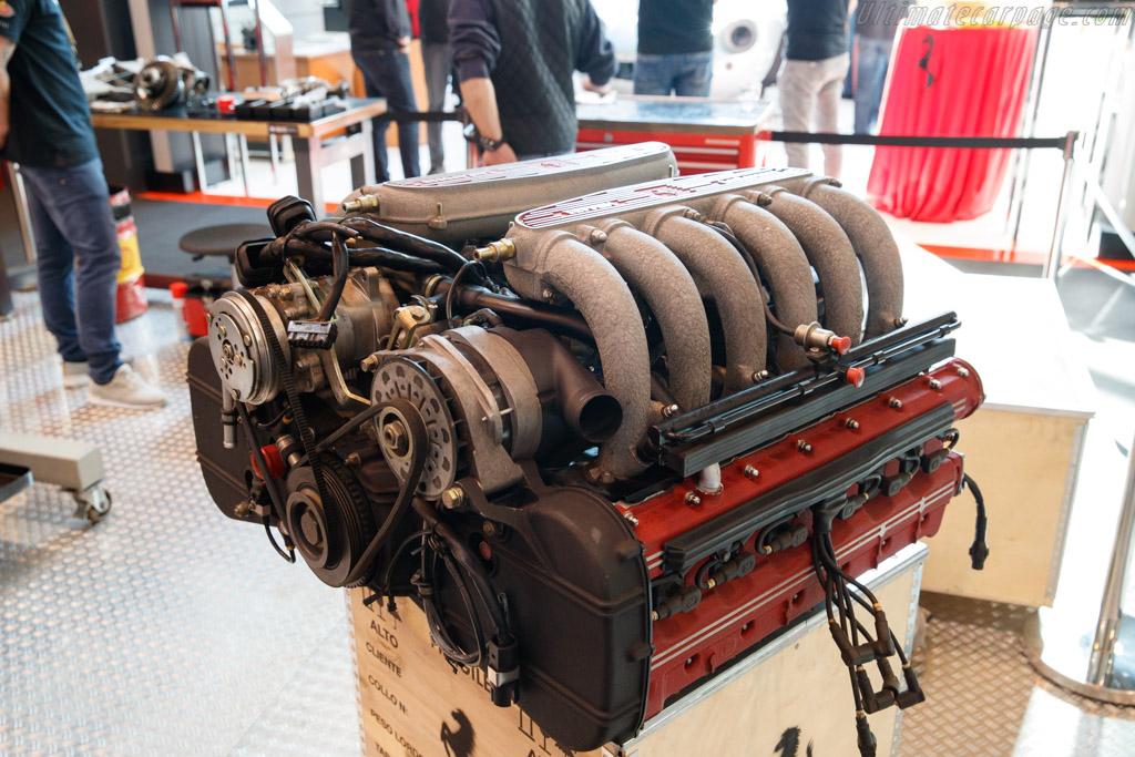 Ferrari Testarossa engine - Chassis: 0435GT  - 2019 Techno Classica