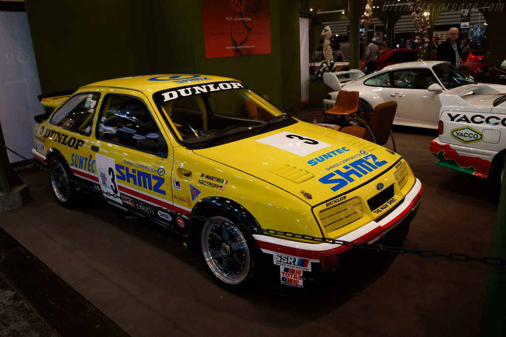Ford Sierra Cosworth Group A - Chassis: ARERSCA00788  - 2019 Techno Classica