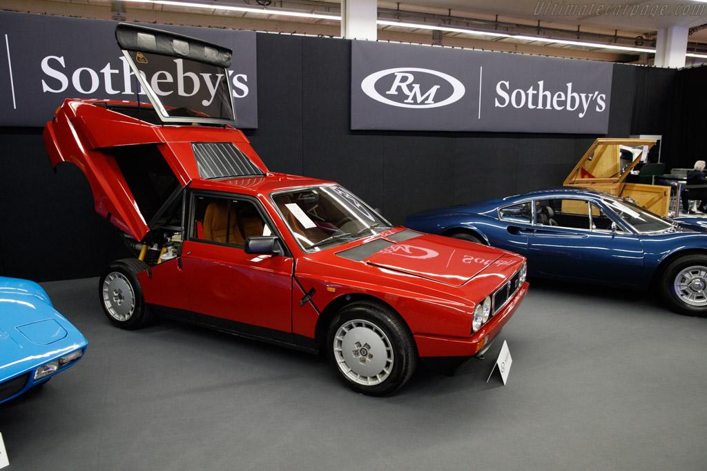 Lancia Delta S4 Stradale - Chassis: ZLA038AR000000155  - 2019 Techno Classica