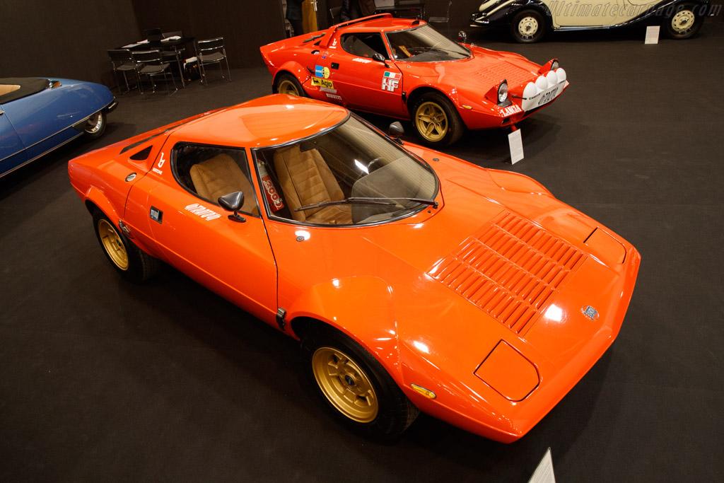 Lancia Stratos - Chassis: 829AR0 001760 - Entrant: Lukas Hüni - 2019 Techno Classica