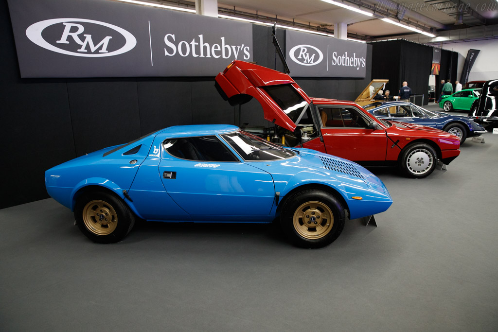 Lancia Stratos HF Stradale - Chassis: 829AR0 001832  - 2019 Techno Classica