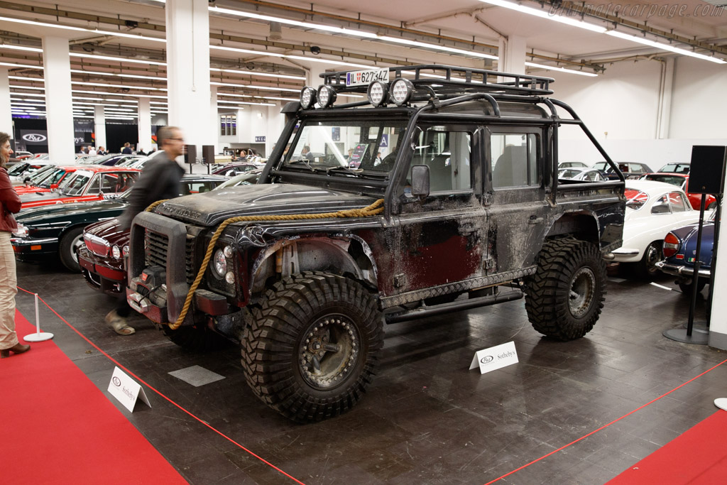 Land Rover Defender SVX 'Spectre' - Chassis: SALLDHSP8FA462376  - 2019 Techno Classica