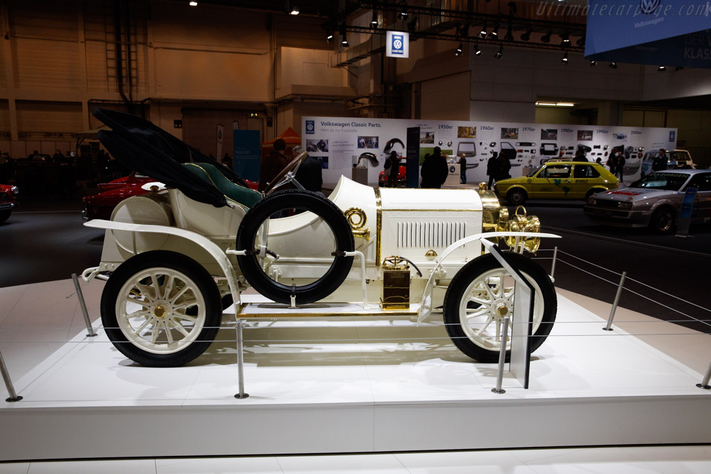 Laurin & Klement BSC   - 2019 Techno Classica